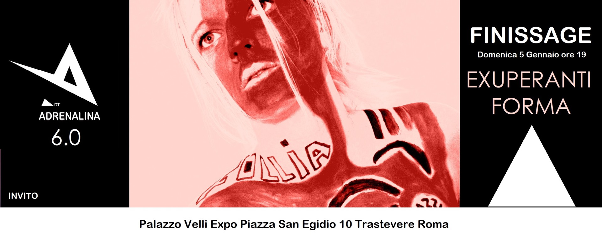 FINISSAGE MOSTRA EXUPERANTI FORMA